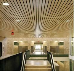 Aluminium Aluminium Composite Stainless Plaswood Ceiling